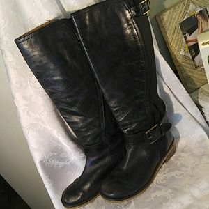 Roxy Leather Boots Gently Used Nice Condition